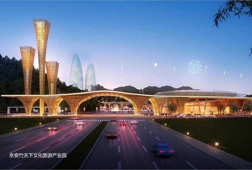 北京华巨建筑规划设计院有限公司规划设计案例